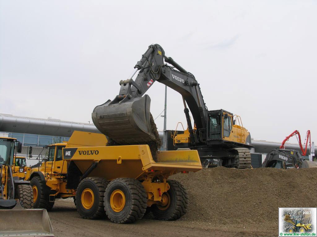 大挖机-世界大型挖掘机合集 部分